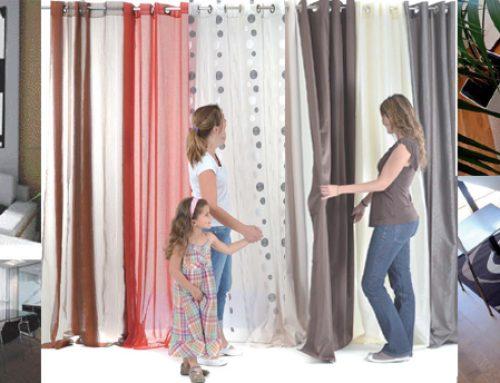 Stores, rideaux, tapis…
