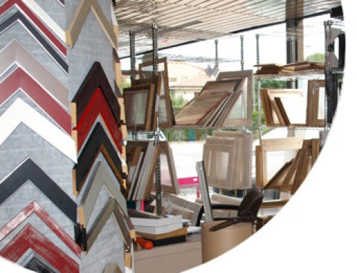 Encadrement sur mesure, Nouvel arrivage de châssis et -50% sur les tapis et rideaux chez Coste Peintures