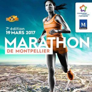 marathon equipe coste Peintures Montpellier