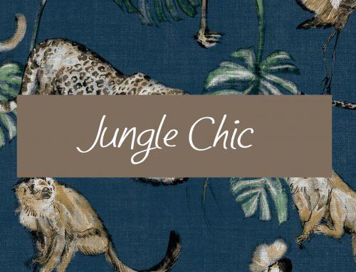 Inspiration déco : Jungle chic